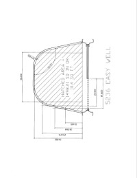 5236 Area Well Drawing PDF