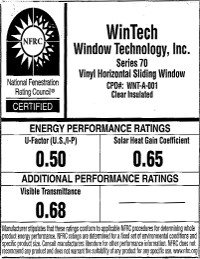 Clear Window Sticker PDF